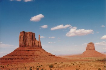 Monument Valley in Color