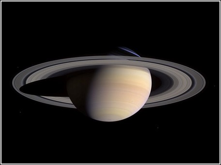 Saturn from Cassini 3-27-04