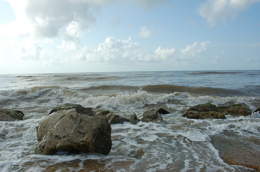 From the Galveston Seawall #2