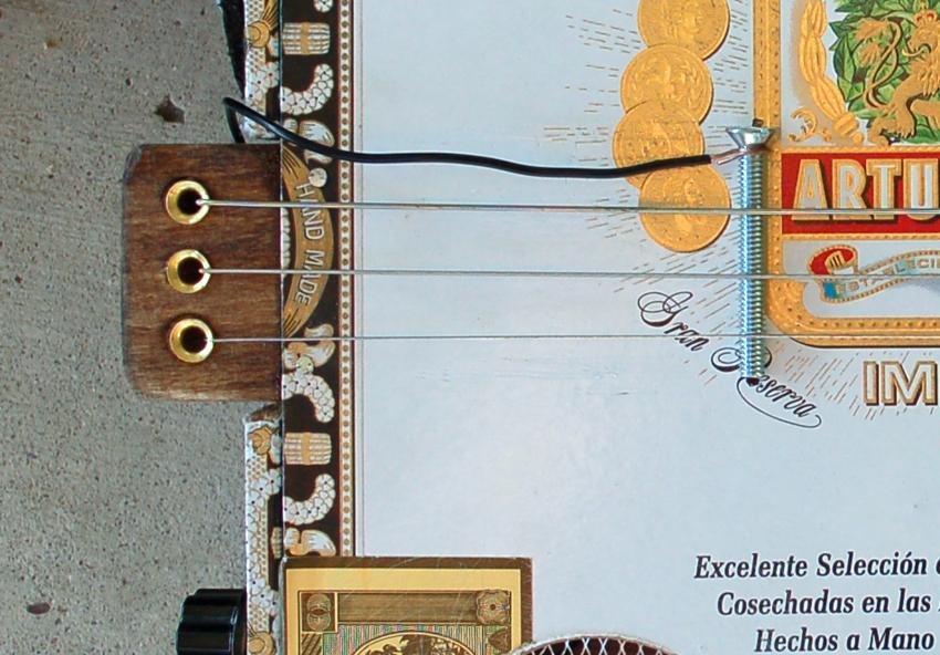 3 string cigar box guitar plans 1